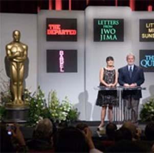 Фото №1 - Оскаров раздадут в воскресенье