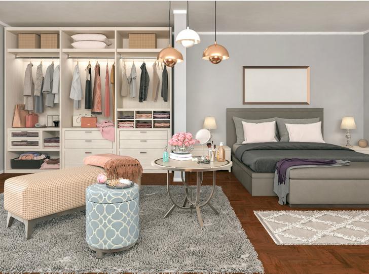 Фото №3 - Как хранить вещи: 5 шагов к идеальному порядку в доме