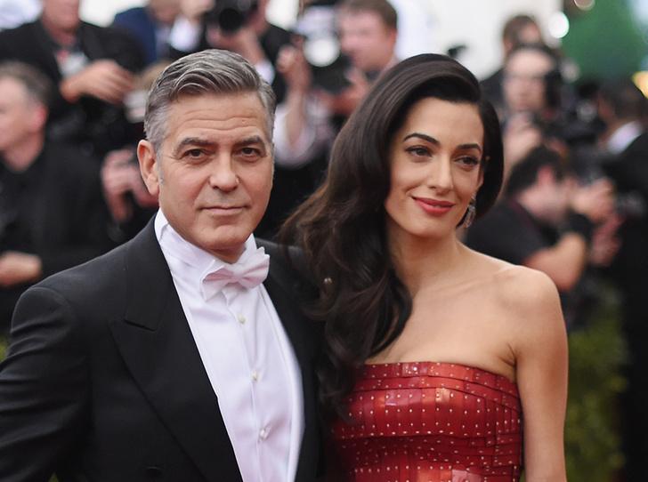 Фото №2 - Амаль Клуни родила двойню