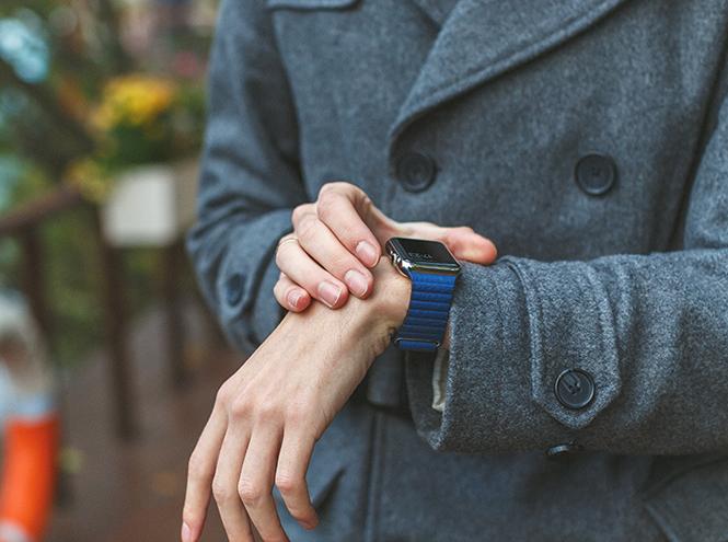 Фото №4 - Пять небанальных способов использовать Apple Watch каждый день