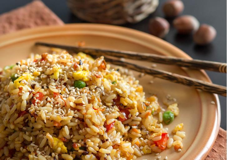 Фото №1 - Найден способ приготовления риса, вдвое уменьшающий его калорийность