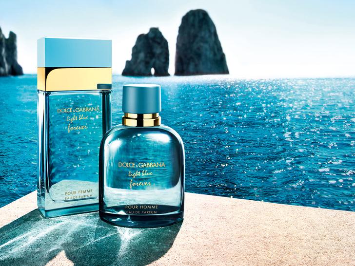 Фото №2 - Аромат дня: Light Blue Forever Pour Femme от Dolce&Gabbana