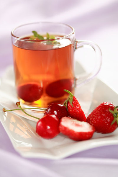Холодные чаи рецепты