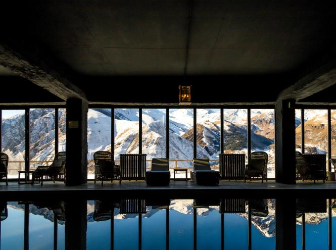 Фото №2 - Новогоднее предложение в Rooms Hotel Kazbegi