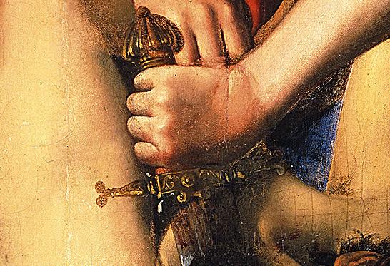 Фото №4 - Женская сила: «Юдифь, убивающая Олоферна» Артемизии Джентилески