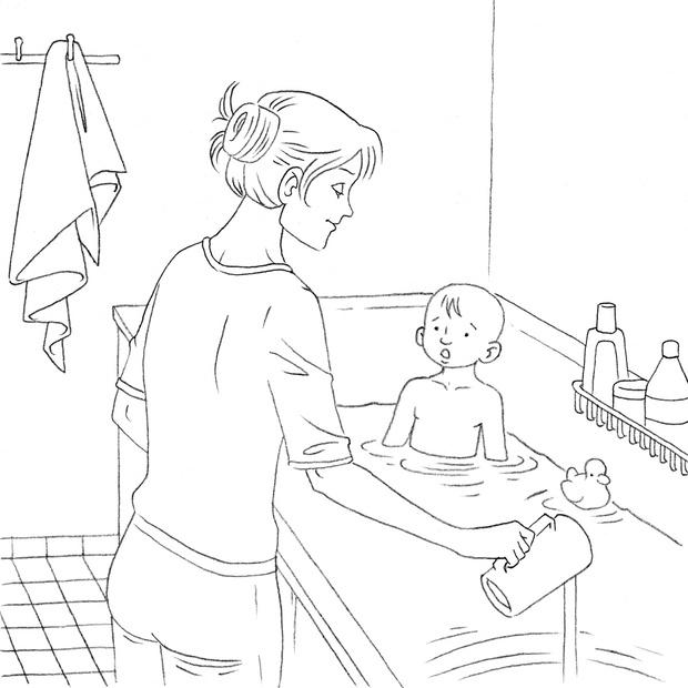 Фото №3 - Как обезопасить малыша от ожогов?