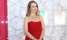 В каком платье Ксения Собчак выйдет замуж