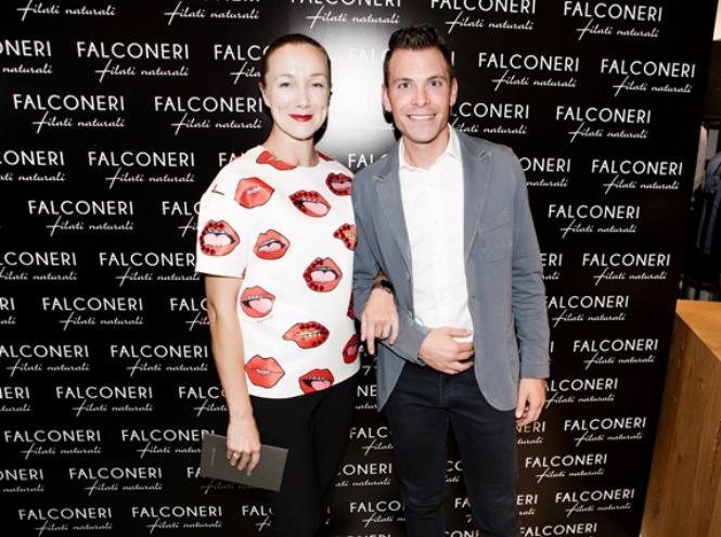 Фото №8 - Открытие бутика Falconeri