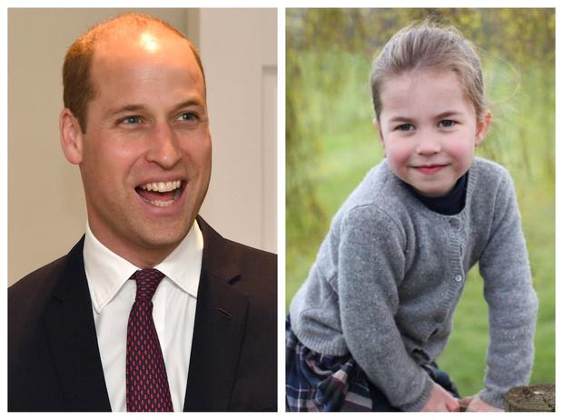 Фото №1 - Любимая дочка: трогательное прозвище, которое Уильям дал Шарлотте