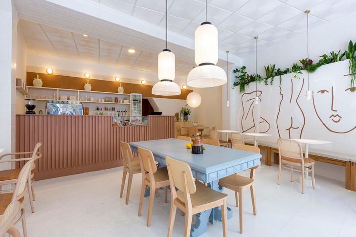 Фото №9 - Демократичная кофейня Agrado Café в Мадриде