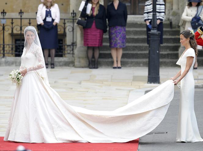 Фото №12 - Две невесты: Меган Маркл vs Кейт Миддлтон