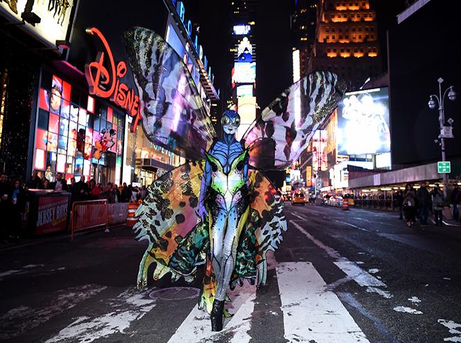 Фото №1 - Хайди Клум рассказала, каким будет ее костюм на Хэллоуин