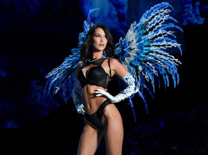 Фото №1 - Секретная диета Беллы Хадид, или как худеют ангелы Victoria's Secret