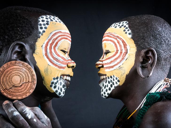 Фото №1 - Люди племени