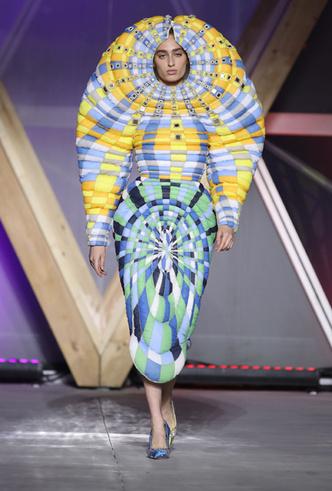 Фото №10 - Fashion for Relief: как Наоми Кэмпбелл сражается за равенство и защищает слабых