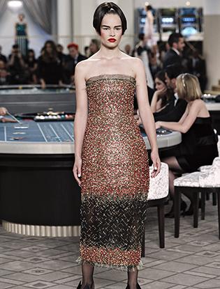 Фото №39 - Неделя Высокой моды в Париже: Chanel FW2015/16