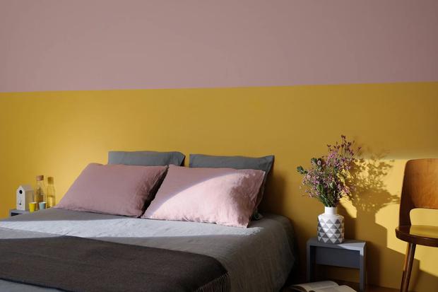 Фото №18 - Цветные сны: Color Blocking в спальне