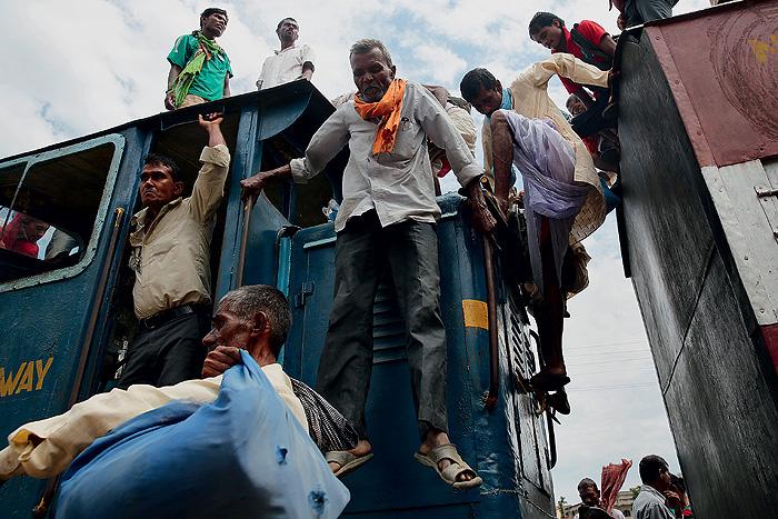 Фото №3 - Прибытие поезда: фоторепортаж из Непала