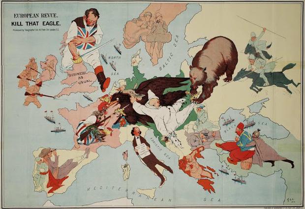 Фото №1 - Жители каких стран больше всего гордятся, что их страна когда-то была империей