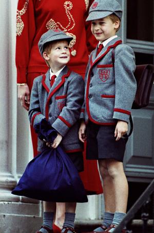 Фото №2 - Школы для будущих королей: где будет и где мог бы учиться принц Джордж