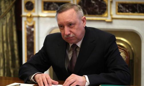 Фото №1 - Губернатор Петербурга: Если ситуация с коронавирусом ухудшится, будем ужесточать меры