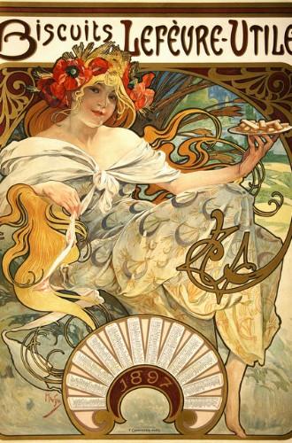 Фото №5 - Плакаты как искусство: как выглядела реклама в конце XIX века
