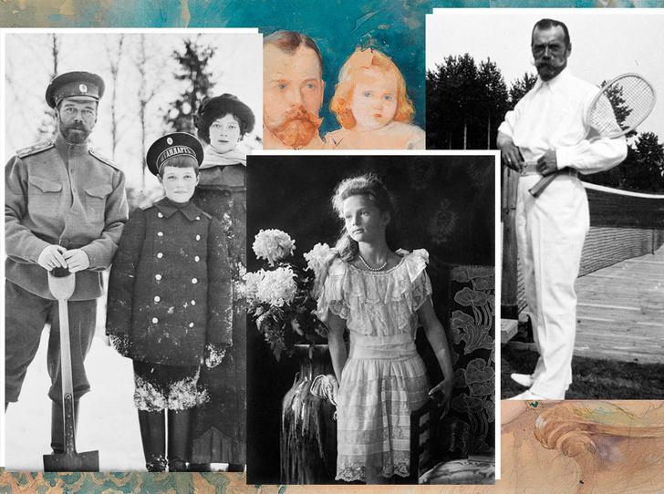 Фото №1 - Милые и забавные архивные фото царской семьи Романовых