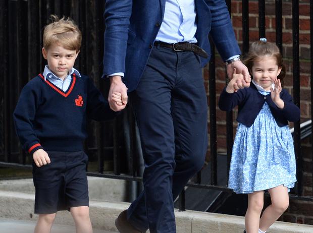 Фото №8 - 15 правил королевского воспитания от Кейт Миддлтон