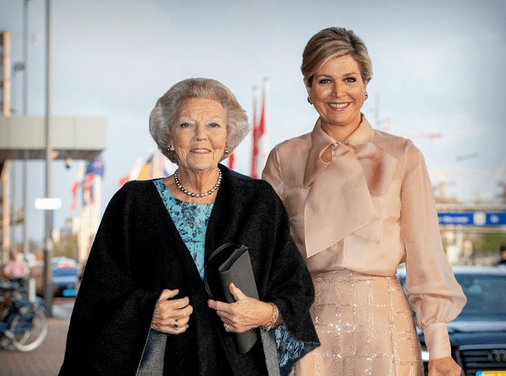 Фото №1 - Вслед за Кембриджскими: королева Максима прибыла с визитом в Пакистан