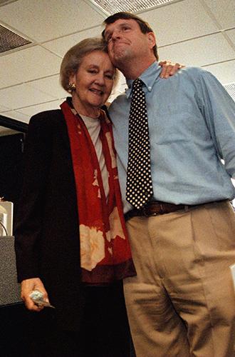 Фото №6 - Женщина против президента: кем на самом деле была героиня Мэрил Стрип из фильма «Секретное досье»