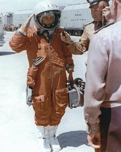 Фото №3 - Терешкова остается на орбите