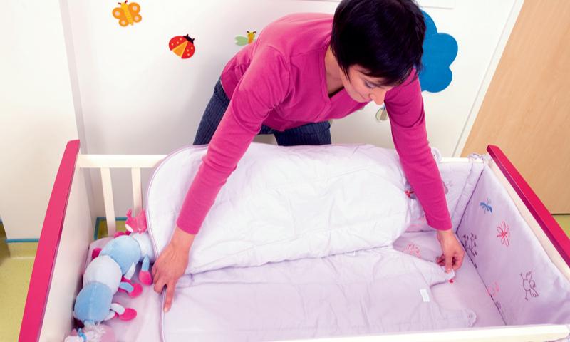 Новорожденный: 6 условий хорошего сна