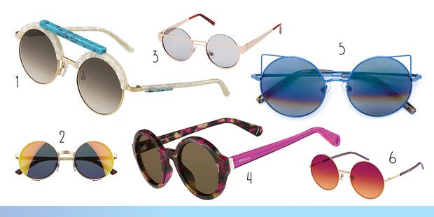 Фото №1 - Toп-30: Солнечные очки