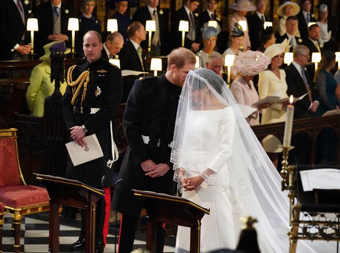 Фото №7 - Самые трогательные моменты королевских свадеб (о Гарри и Меган мы тоже не забыли)