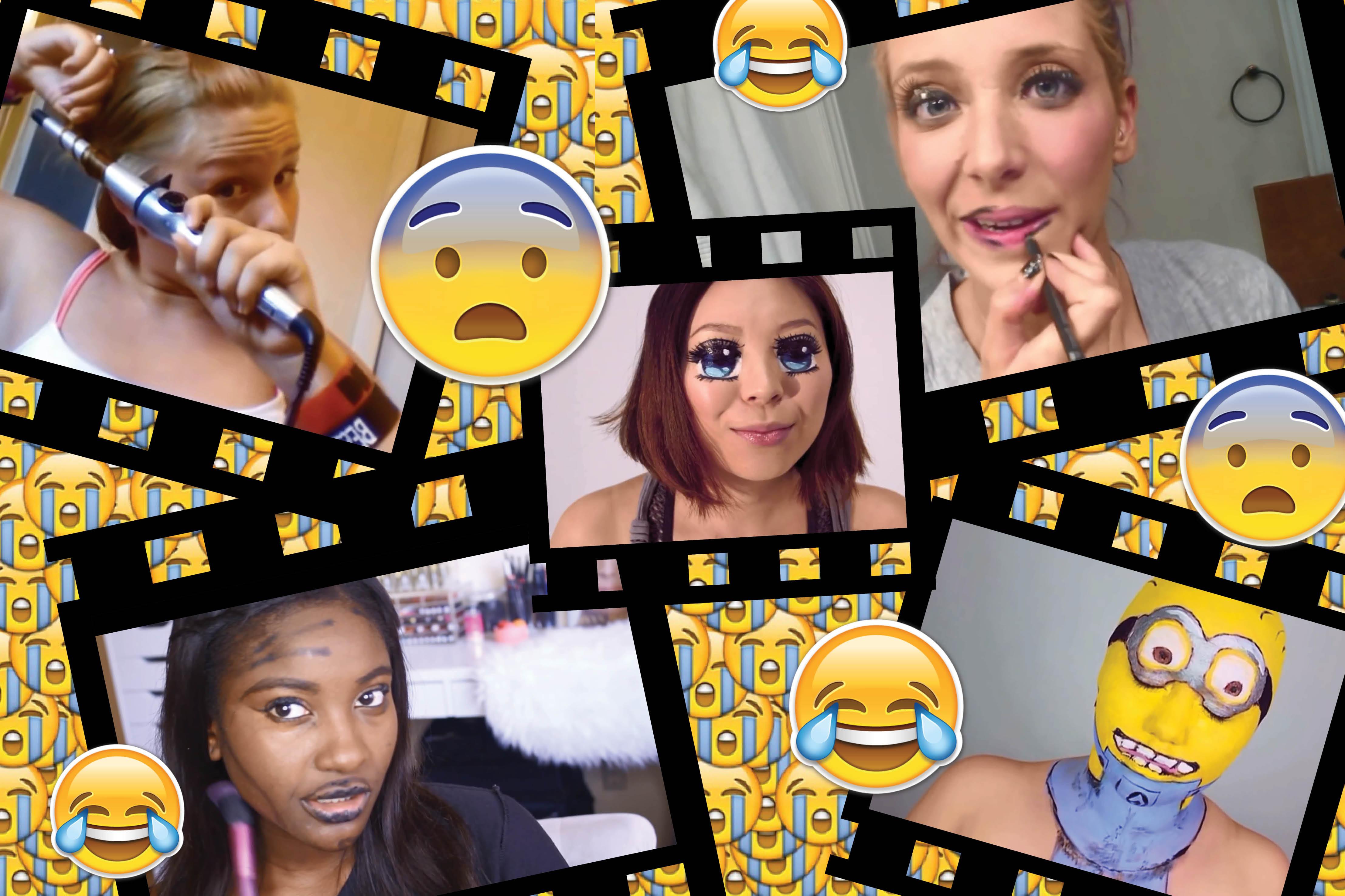 Самые смешные уроки по макияжу thumbnail