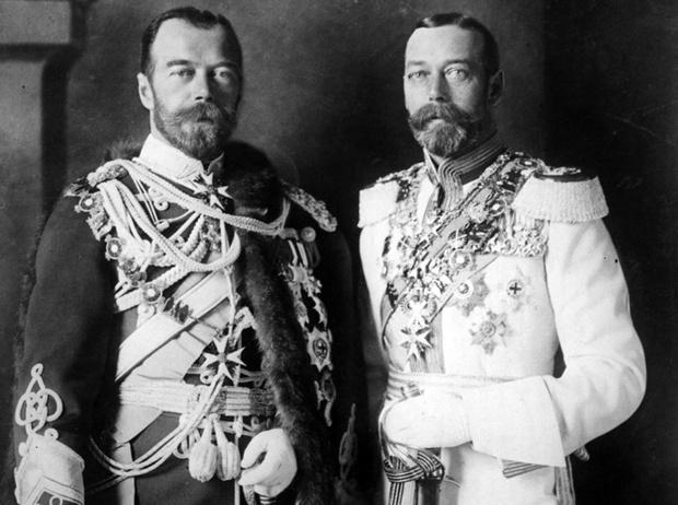 Фото №2 - Спасти царскую семью: почему Георг V отказал в помощи своему кузену Николаю II?