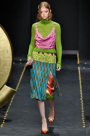 Фото №3 - 40 лучших образов с Недели моды в Милане