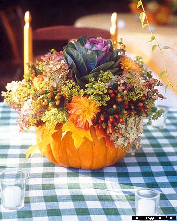 Фото №6 - Осенняя сервировка: 14 оригинальных идей