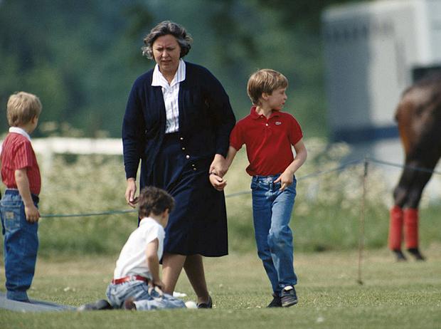 Фото №14 - Няни королевских наследников: почему не стоит недооценивать женщин в тени