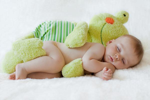 Фото №1 - Мой младенец спит всю ночь
