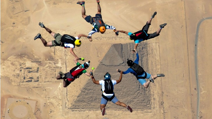 Фото №1 - Один кадр: Египет