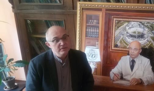Фото №1 - Уволен главный врач Боткинской больницы Алексей Яковлев