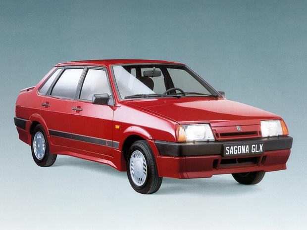 Фото №13 - Как назывались экспортные версии советских автомобилей