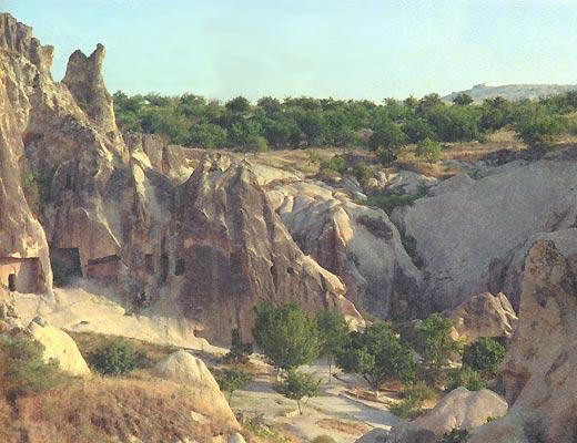 Фото №1 - Страна фей, или Подземная Каппадокия