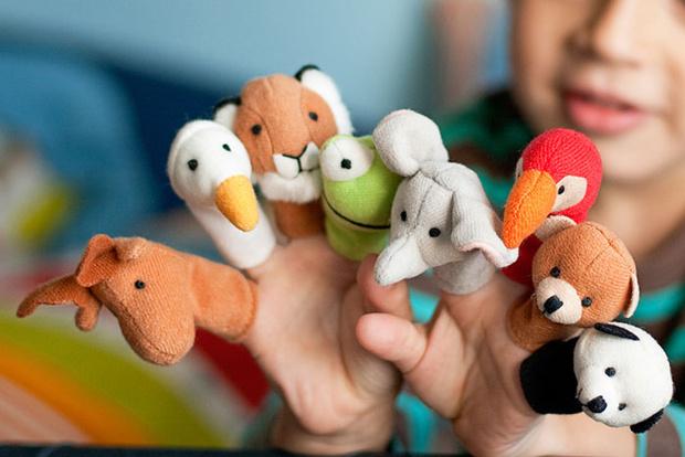Фото №2 - Как оживить сказку: кукольный театр на столе