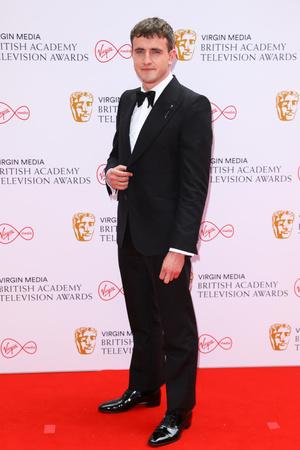 Фото №5 - Пол Мескал, Никола Кохлан, Хелена Бонэм Картер и другие гости церемонии BAFTA-2021
