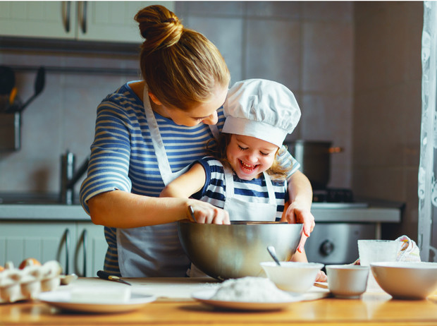Фото №1 - Вкусно и полезно: 5 здоровых блюд, которые понравятся детям