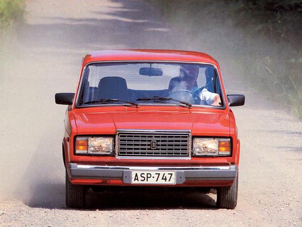 Фото №6 - 18 прозвищ автомобилей из СССР