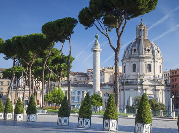 Фото №5 - Как наши соотечественницы живут за рубежом: Рим, Италия