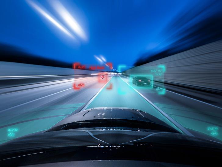 Фото №2 - Покорность машин: 10 фактов о беспилотных автомобилях